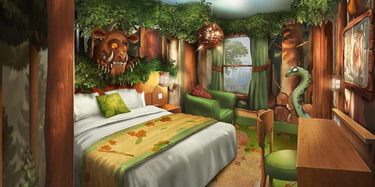 Gruffalo room